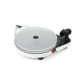 RPM 5 Carbon 2M-Silver White Pro-Ject