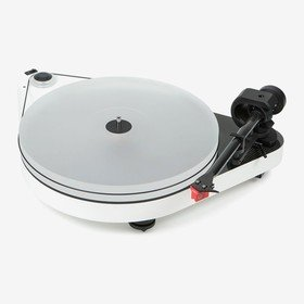 RPM 5 Carbon (Ortofon Quintet Red) White Pro-Ject