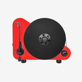 VT-E L Bluetooth (OM 5E) High Gloss Red Pro-Ject