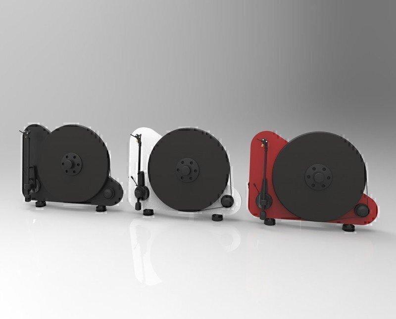 VT-E L Bluetooth (OM 5E) High Gloss Red