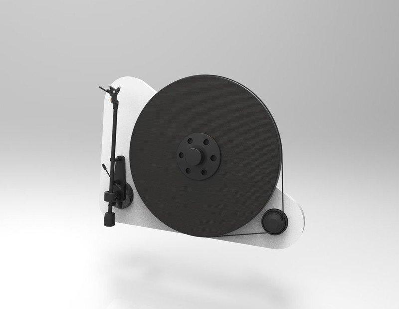 VT-E L Bluetooth (OM 5E) High Gloss White