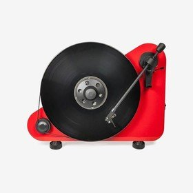 VT-E R Bluetooth (OM 5E) High Gloss Red Pro-Ject