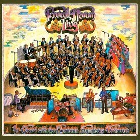 Live In Concert With The Edmonton Symphony Orchestra Procol Harum