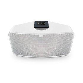 PULSE MINI 2i Wireless Streaming Speaker White Bluesound