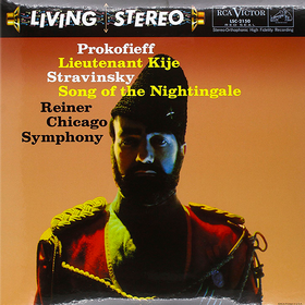 Lieutenant Kije/Song Of The Nightingale Prokofiev/Stravinsky