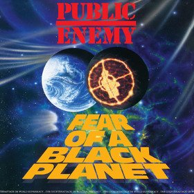 Fear Of A Black Planet Public Enemy