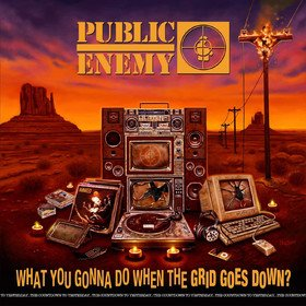 What You Gonna Do When The Grid Goes Down? Public Enemy