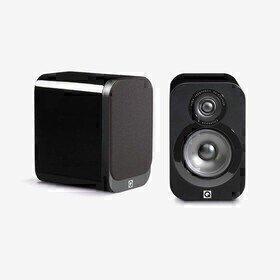 3010 Black Lacquer Q Acoustics