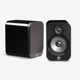 3020 Black Lacquer Q Acoustics