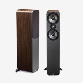 3050 American Walnut Q Acoustics