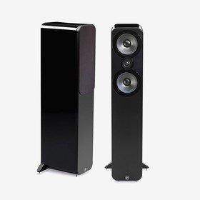 3050 Black Lacquer Q Acoustics