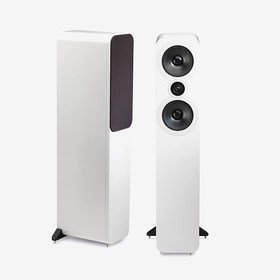 3050 White Lacquer Q Acoustics