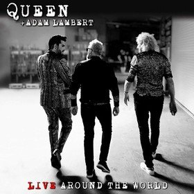 Live Around The World Queen & Adam Lambert