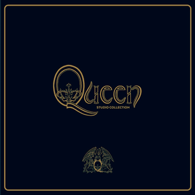 The Studio Collection (Box Set, Limited Edition) Queen