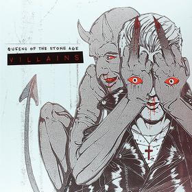Villains (Limited Indie Edition) Queens Of The Stone Age
