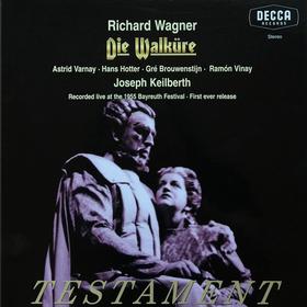 Die Walkure (Box Set) R. Wagner