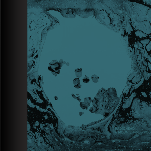 A Moon Shaped Pool (Special Edition Box)