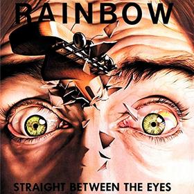 Straight Between The Eyes Rainbow