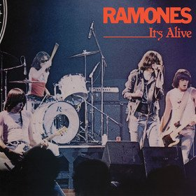 It's Alive (40th Anniversary Deluxe Edition) Ramones
