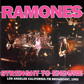 Strength To Endure Ramones