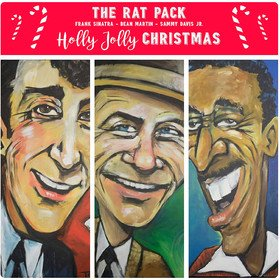 Holly Jolly Christmas Rat Pack