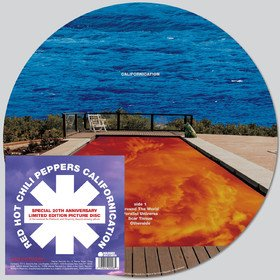 Californication (Picture Disc) Red Hot Chili Peppers