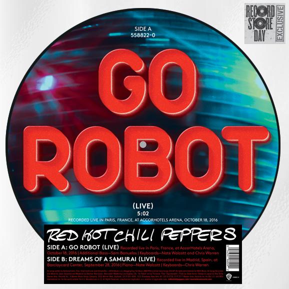 Go Robot (Live) RSD 2017