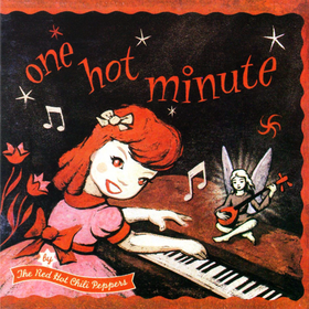 One Hot Minute Red Hot Chili Peppers