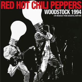 Woodstock 1994 (Limited Edition) Red Hot Chili Peppers