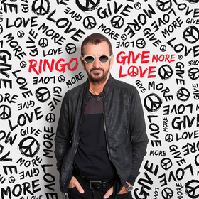 Give More Love Ringo Starr