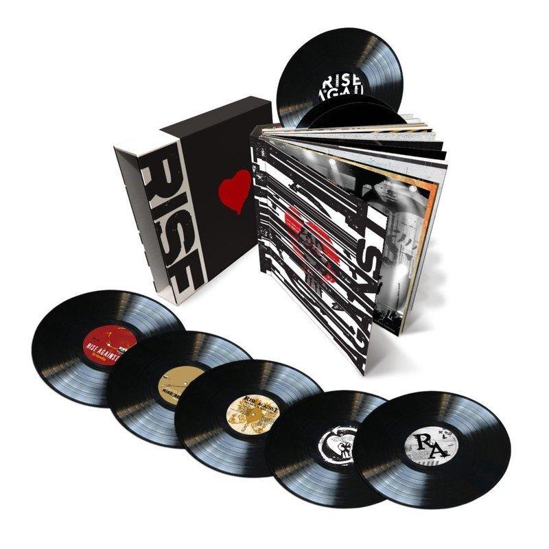 Career Vinyl Book (Box Set)