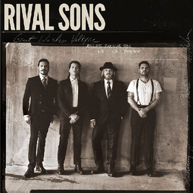 Great Western Valkyrie Rival Sons