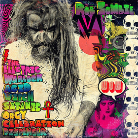 Electric Warlock Acid Rob Zombie