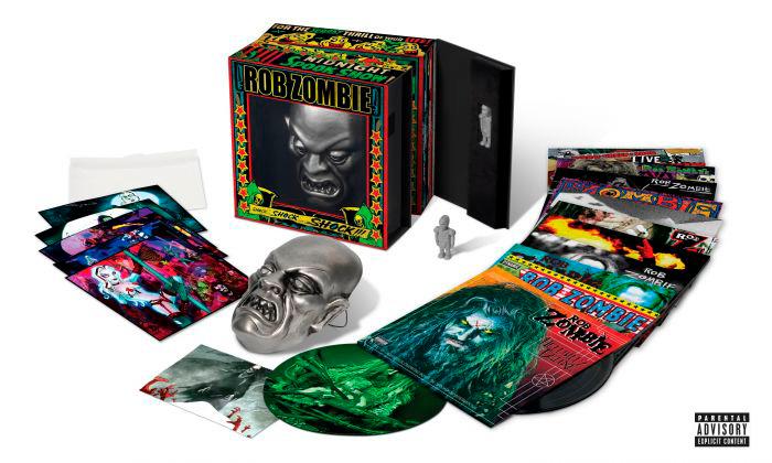 Vinyl Box (Box Set)