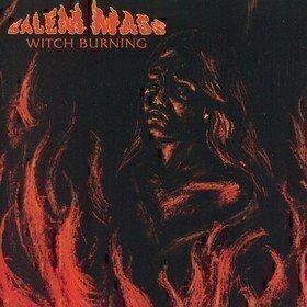 Witch Burning Salem Mass