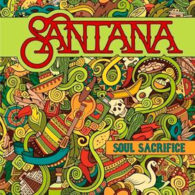 Soul Sacrifice Santana