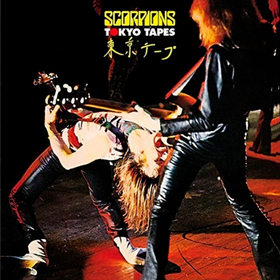 Tokyo Tapes Scorpions