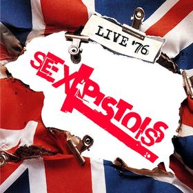 Live 1976 (Box Set) Sex Pistols