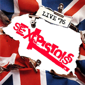 Live 1976 (Box Set) Sex Pistols