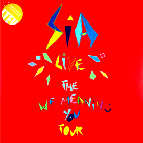 The We Meaning You Tour Live 2010 (Deluxe Edition) Sia