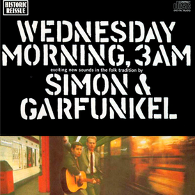 Wednesday Morning 3 A.M. Simon & Garfunkel