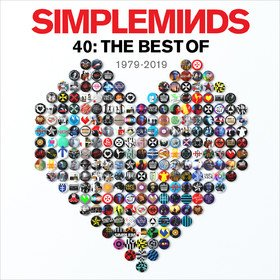 40: The Best Of 1979-2019 Simple Minds
