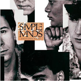 Once Upon A Time Simple Minds