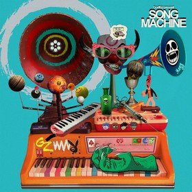 Song Machine. Season 1  Gorillaz