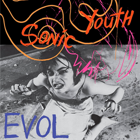 EVOL Sonic Youth