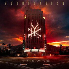 Live From The Artists Den (Deluxe) Soundgarden