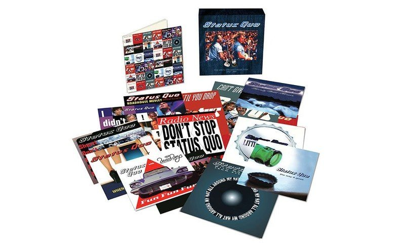 The Vinyl Singles Collection 1990-1999 (Box Set)