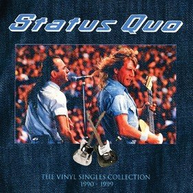 The Vinyl Singles Collection 1990-1999 (Box Set) Status Quo