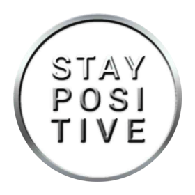 Stay Positive PICO Pins