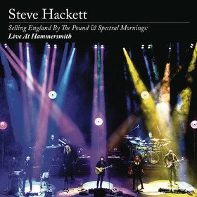 Selling England By The Pound & Spectral Mornings: Live At Hammersmith (Box Set) Steve Hackett